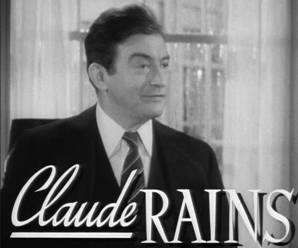 claude raines